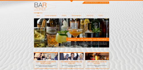 Barzeker Cocktailshaker