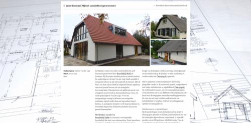 Woonboerderij passief gerenoveerd – Luchtdicht Renoveren